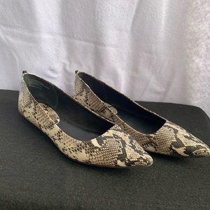 BP Pointed Toe Ballerina Flats Dress Shoes